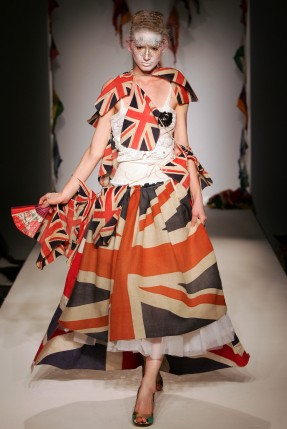 Hey, la mode Union Jack, vous Connaissez ? :)