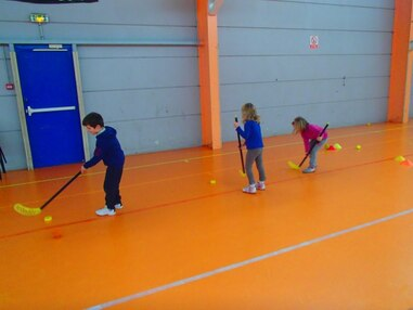 hockey avec Laurent - suite