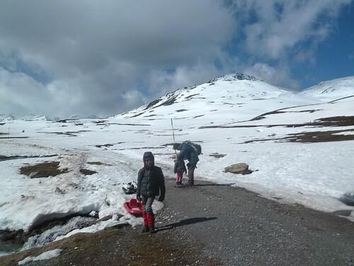Vers le Clòt der Os (Pla de Beret) - Val d'Aran