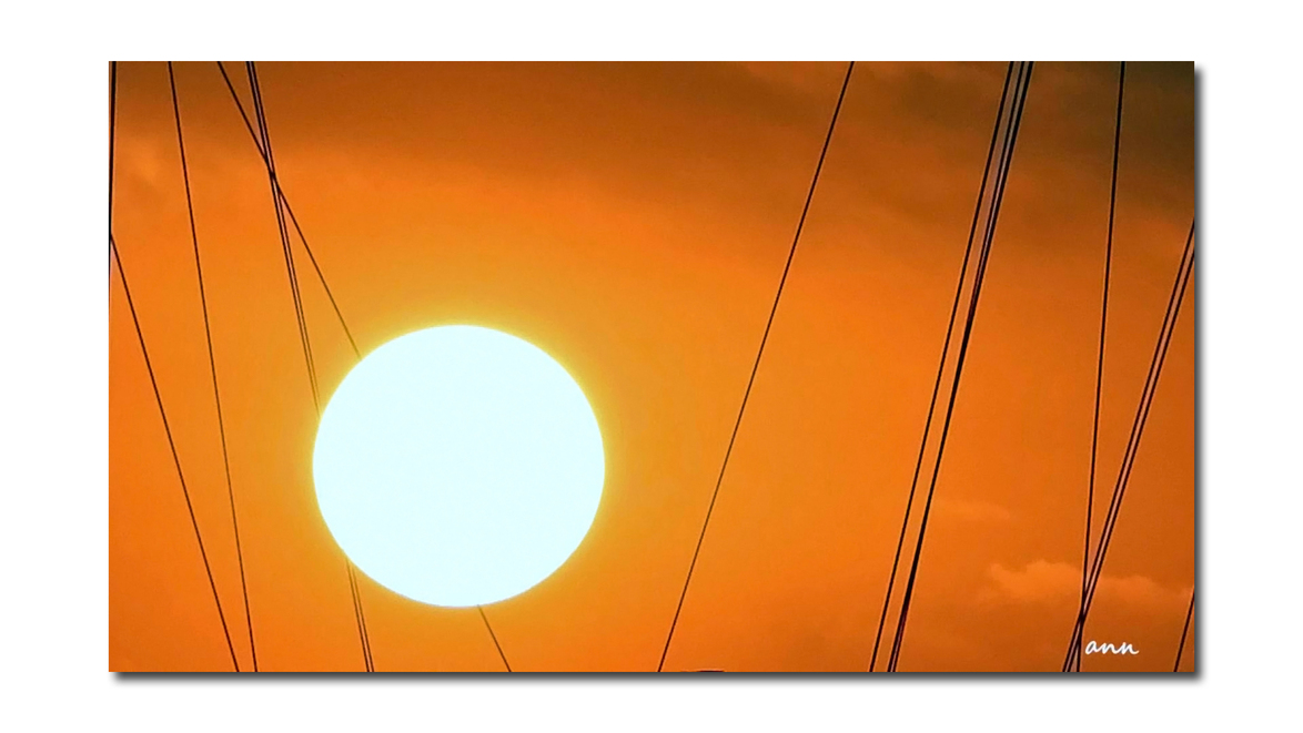 Ce soir si on jouait à attrape soleil ou au diablolo (Port-Barcares)