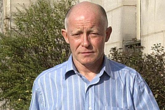 Patrick Henry, condamné en 1977 à perpétuité pour l'assassinat du jeune Philippe Bertrand. Photo prise en août 2002.