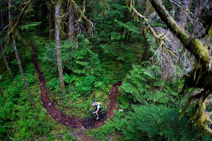 Partir à l'aventure:  Squamish, terre d'aventure