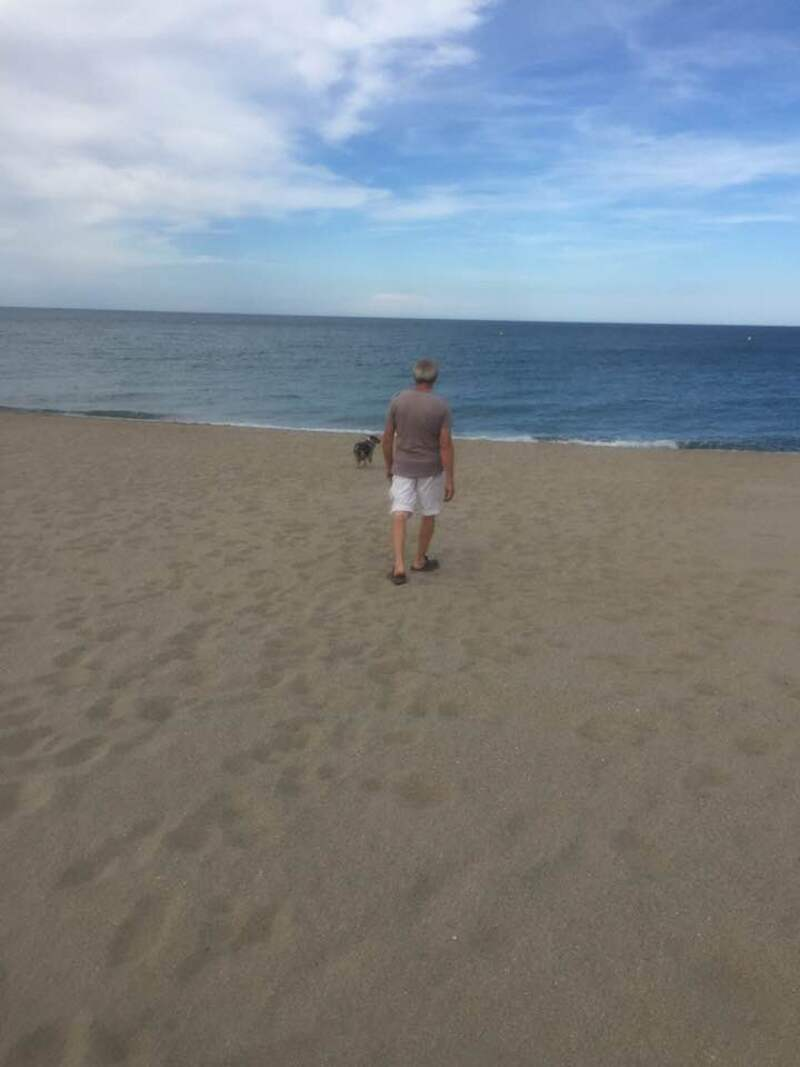 Le sentier du littoral à Argelès sur mer