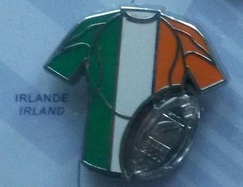Pin's Irlande Coupe du Monde 2007 (45)