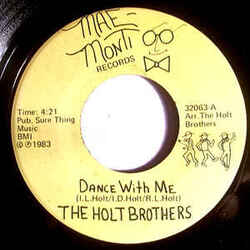The Holt Brothers Band - Dance With Me