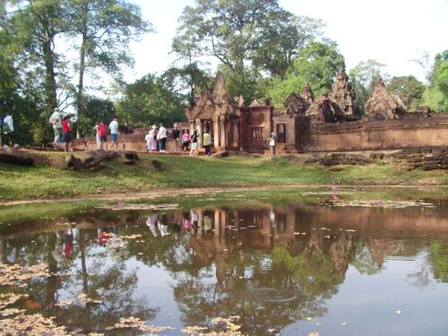 3 jours dans la zone d Angkor, partie 2