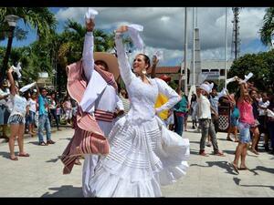 dance ballet peruvians dancers