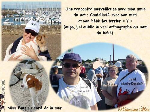 Superbes rencontres en Loire Atlantique