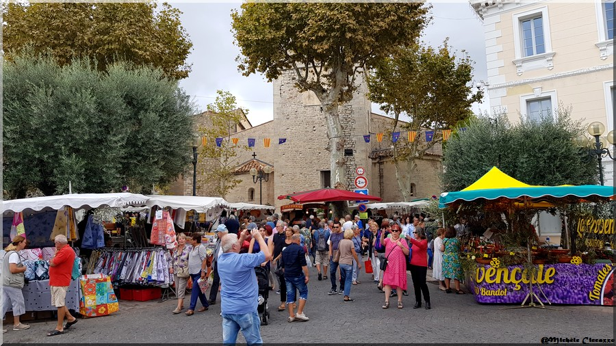 """Ollioules """"Fête de l'olivier"""" - les produits locaux (1)"""