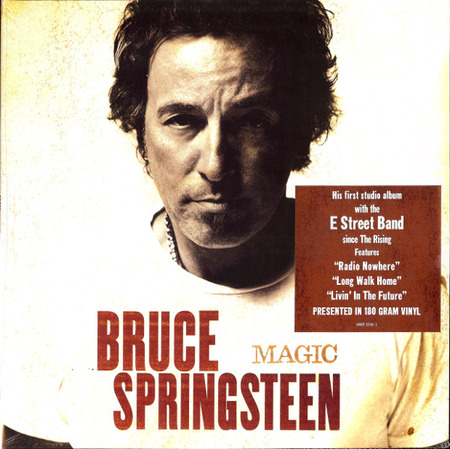 La saga de Springsteen - épisode 35 - Magic