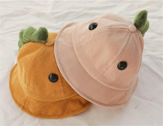 kiskissing wholesale adorable dinosaur fishermans hat