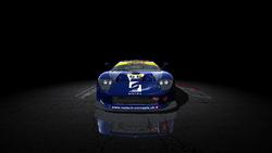Team Matech GT Racing Ford GT