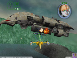 Star Wars : Battle for Naboo - LucasArts
