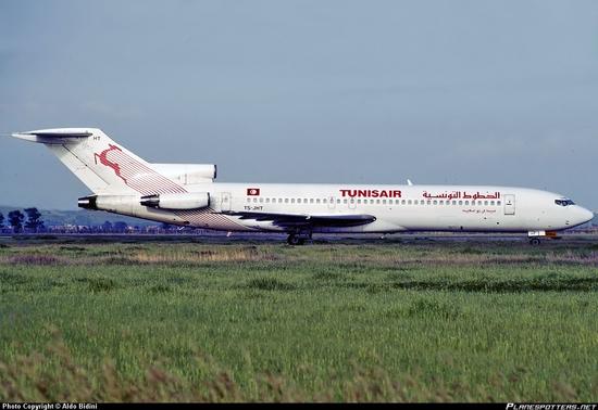 TS-JHT-Tunisair-Boeing-727-200_PlanespottersNet_233610