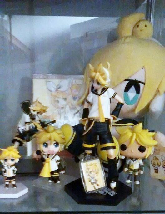 Ma collection de Len s'aggrandit. :D