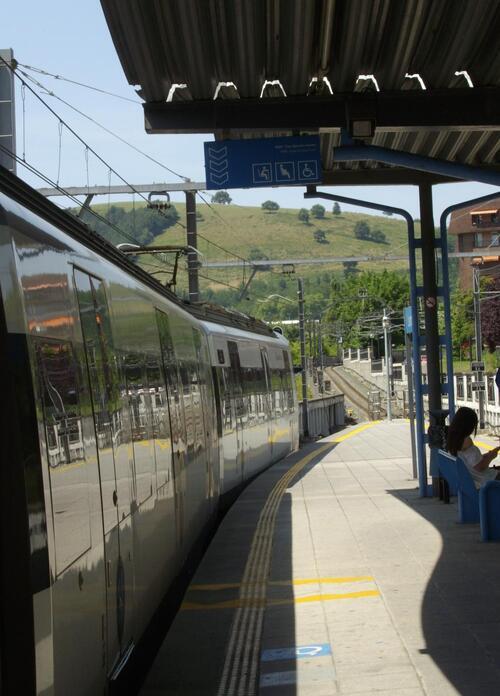 Gare de Lasarte