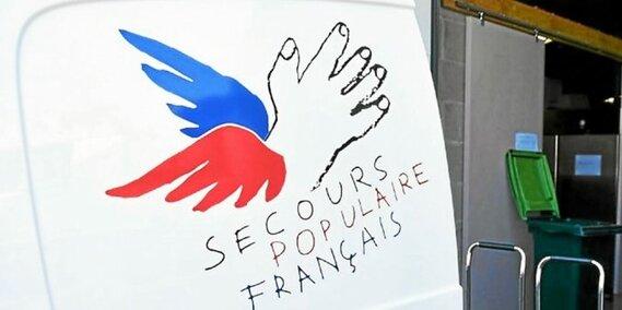 À Douarnenez, le Secours populaire réitère son appel aux dons pour Haïti