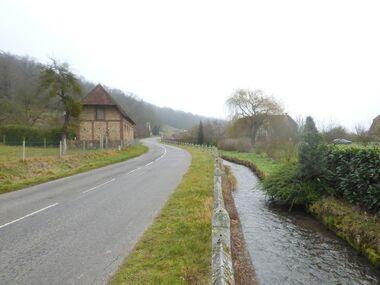 Le circuit de Pont-Authou