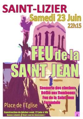 23.06.2018 - Feu de la Saint Jean