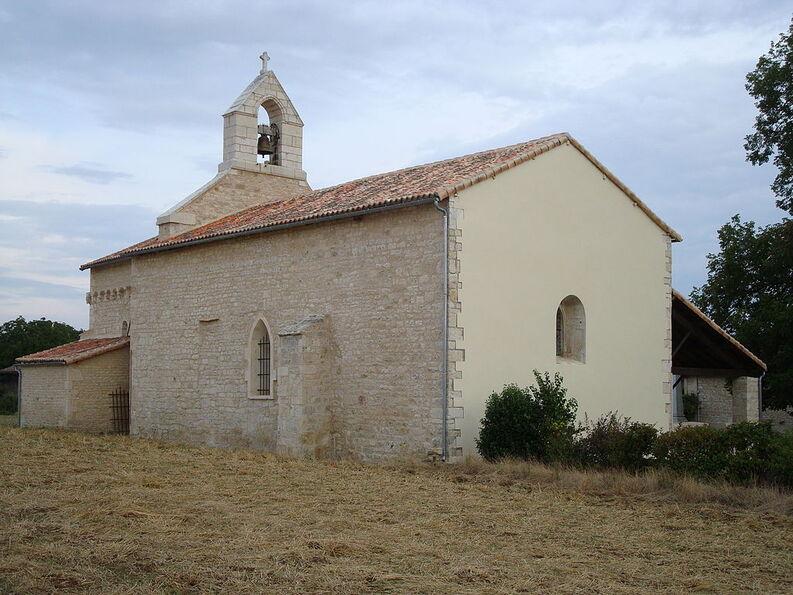 Église la forêt de tessé 7 août 2009 (18).jpg