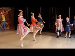 dance ballet class mime theatre tivoli mime