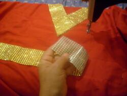 ma robe rouge