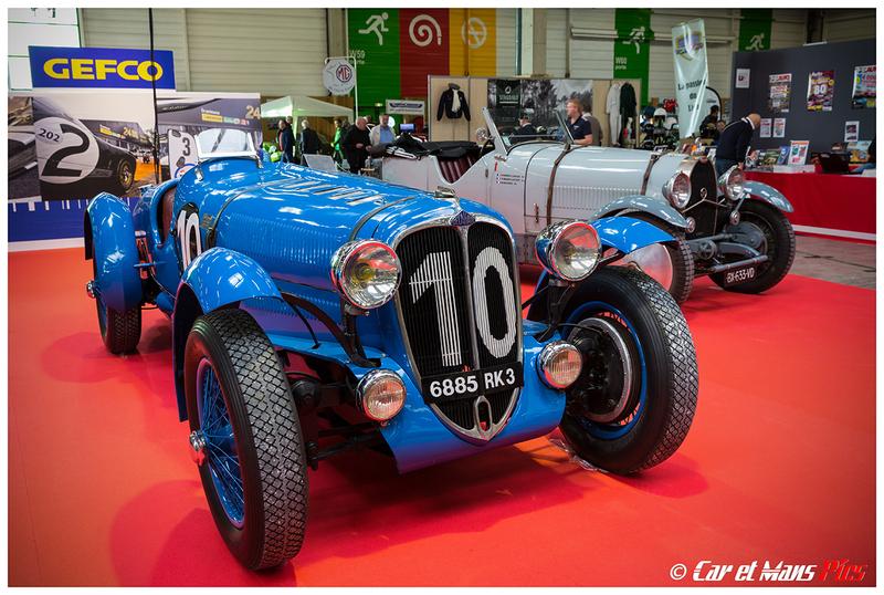Automédon - Delahaye - Talbot - Bugatti