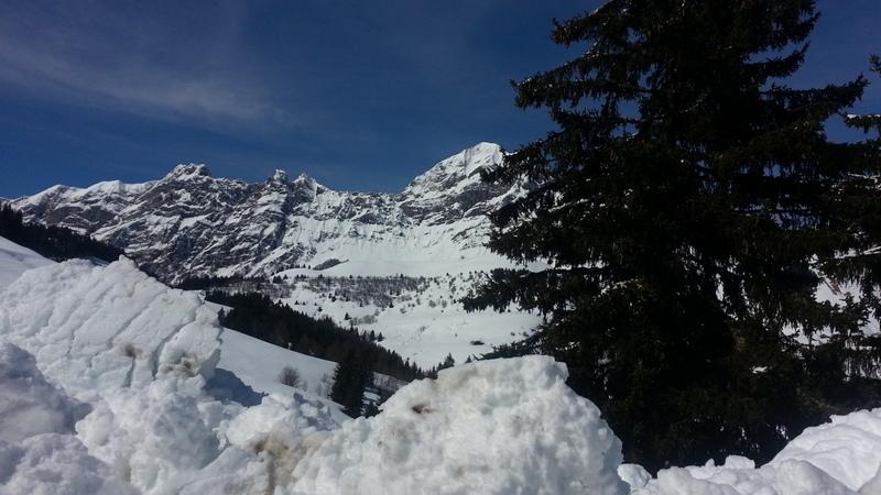 Col de l'Arpettaz
