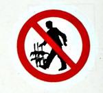 Kräuter ernten verboten