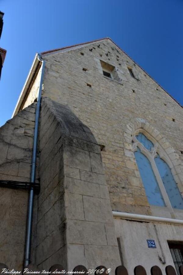 La Chapelle Saint-Sylvain de Nevers