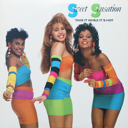 Sweet Sensation - Take It While It's Hot - Complete LP