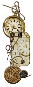 Tubes-Horloges