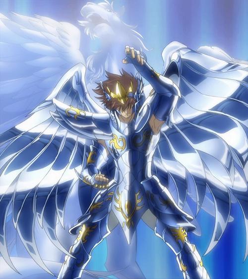 XLVIII - Armure de Pégase (Pegasus Cloth)