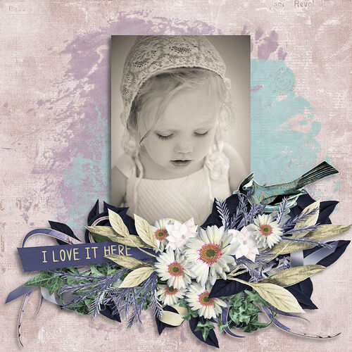 Into The Wilde by dentelle scrap