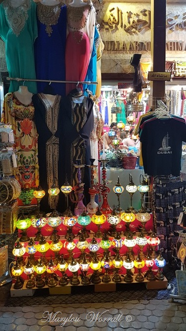 Dubaï: Visite nocturne d'un souk