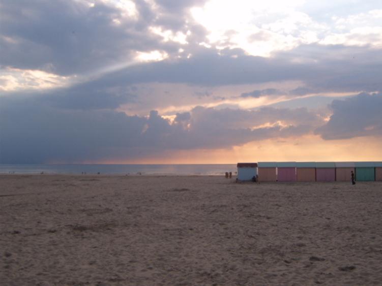 La côte d'Opale ...