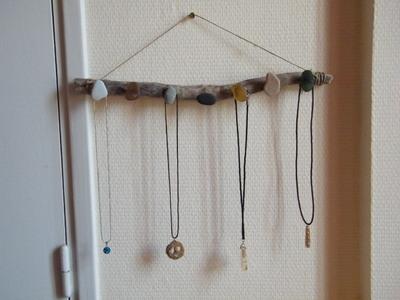 Un porte colliers
