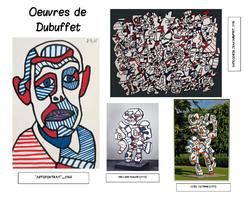 Jean Dubuffet - Gribouillage