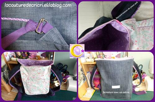 Un sac en jean