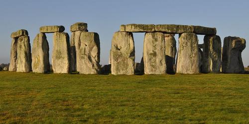 Les pierres levées : Stonehenge !