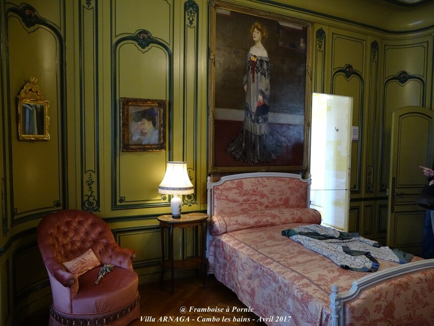 Villa ARNAGA - Cambo les bains - Pays Basque 2017