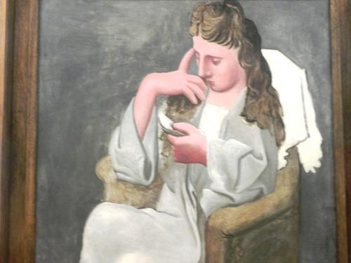 De belles toiles au Centre Pompidou