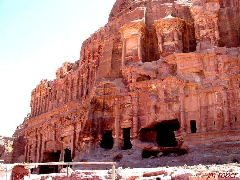 Jordanie: UNESCO/ La cité nabatéenne de PETRA serait en danger ?