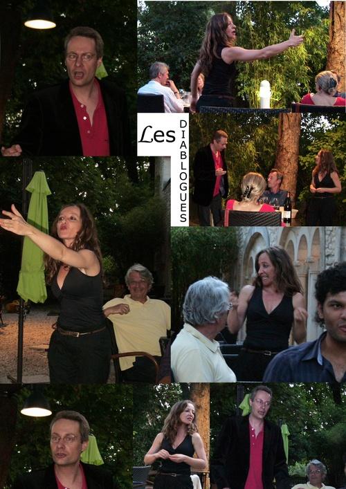 """""""Les diablogues"""" Juin 2012"""