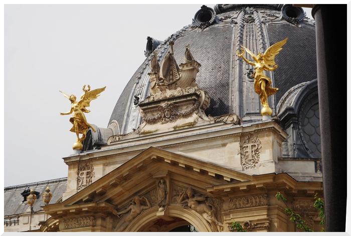 Jardin du Petit Palais - Paris