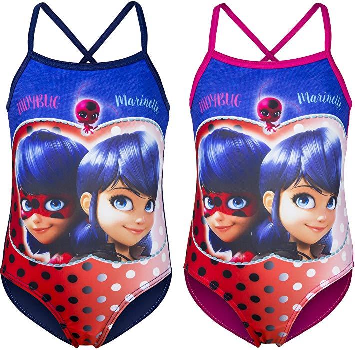 Miraculous Maillot de bain - 5 Ladybug&Marinette