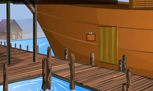 Jouer à Escape Game - The ship