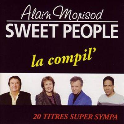 TOUT LE MONDE SE LE DEMANDE par ALAIN MORISOD ET LES SWEET PEOPLE (IMAGE QUI CHANTE)