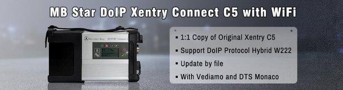 FAQs: V2017 12 Original Plan Mercedes Star C5 DoIP Xentry C5 C5