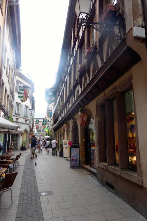 Strasbourg: souvenirs et gourmandises.